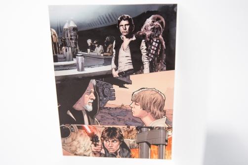 reusing daily Star Wars calendar