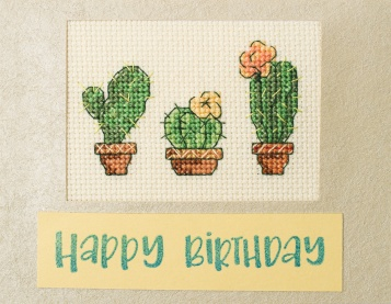cactus full front of card